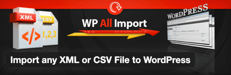wp all import plugin